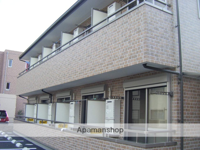 東京都小金井市、武蔵境駅徒歩30分の築7年 2階建の賃貸アパート