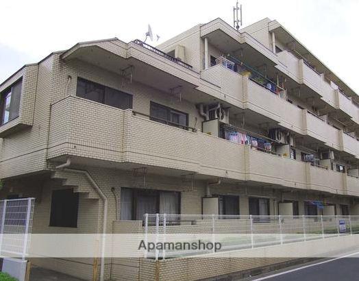 東京都三鷹市、吉祥寺駅バス17分下本宿下車後徒歩2分の築31年 4階建の賃貸マンション