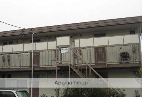 東京都小金井市、東小金井駅徒歩15分の築21年 2階建の賃貸アパート
