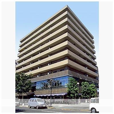 東京都武蔵野市、三鷹駅徒歩20分の築20年 10階建の賃貸マンション
