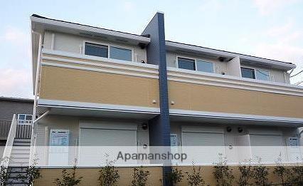 東京都杉並区、浜田山駅徒歩13分の築6年 2階建の賃貸アパート