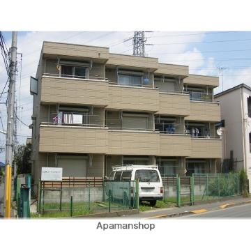 東京都武蔵野市、西荻窪駅徒歩18分の築25年 3階建の賃貸マンション
