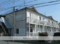 東京都三鷹市、久我山駅徒歩17分の築25年 2階建の賃貸アパート