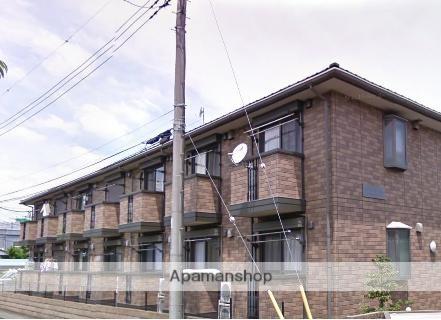 東京都小金井市、東小金井駅徒歩16分の築12年 2階建の賃貸アパート
