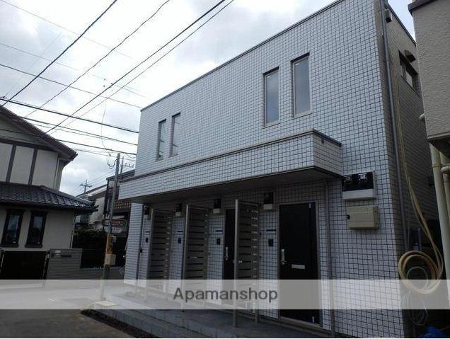 東京都小金井市、東小金井駅徒歩20分の築4年 2階建の賃貸アパート