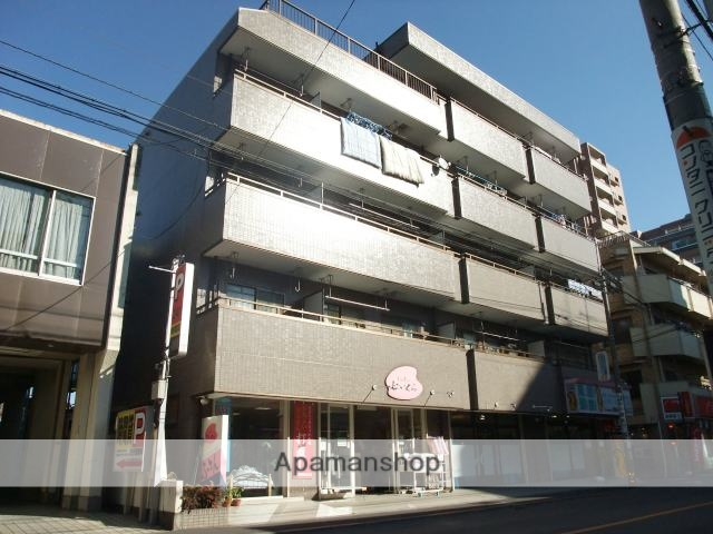 東京都西東京市、ひばりヶ丘駅徒歩25分の築21年 5階建の賃貸マンション