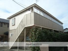 東京都武蔵野市、三鷹駅徒歩22分の築23年 2階建の賃貸アパート