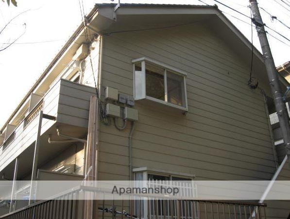 東京都小金井市、東小金井駅徒歩25分の築24年 2階建の賃貸アパート