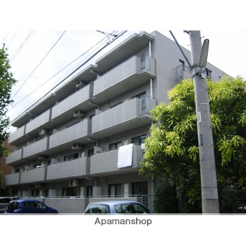 東京都武蔵野市、吉祥寺駅徒歩30分の築27年 4階建の賃貸マンション