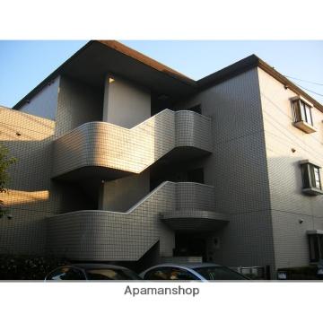 東京都武蔵野市、吉祥寺駅徒歩5分の築31年 3階建の賃貸マンション