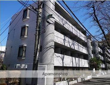 東京都杉並区、八幡山駅徒歩13分の築30年 4階建の賃貸マンション