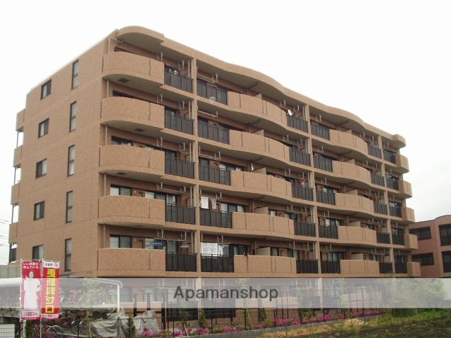東京都西東京市、武蔵関駅徒歩16分の築13年 6階建の賃貸マンション
