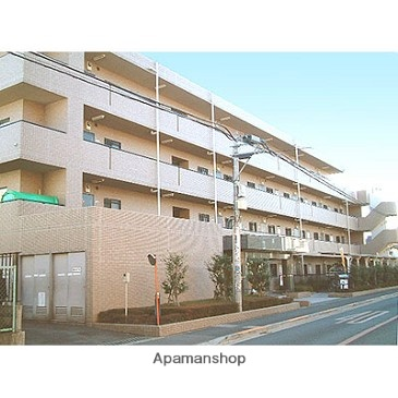 東京都小金井市、東小金井駅徒歩12分の築22年 5階建の賃貸マンション