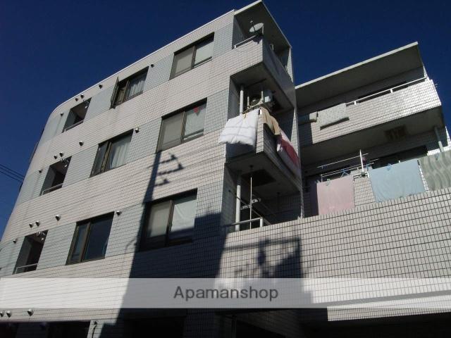 東京都武蔵野市、三鷹駅徒歩14分の築30年 4階建の賃貸マンション