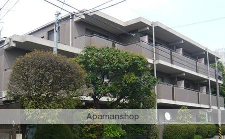 東京都杉並区、西荻窪駅徒歩19分の築21年 3階建の賃貸マンション