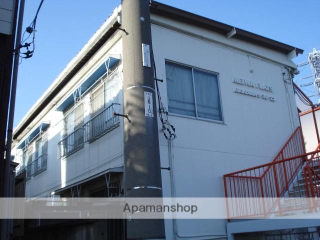 東京都杉並区、富士見ヶ丘駅徒歩12分の築40年 2階建の賃貸アパート