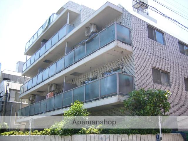 東京都武蔵野市、西荻窪駅徒歩22分の築33年 5階建の賃貸マンション