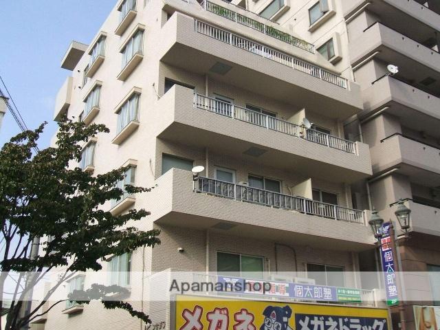 東京都武蔵野市、武蔵境駅徒歩1分の築30年 6階建の賃貸マンション
