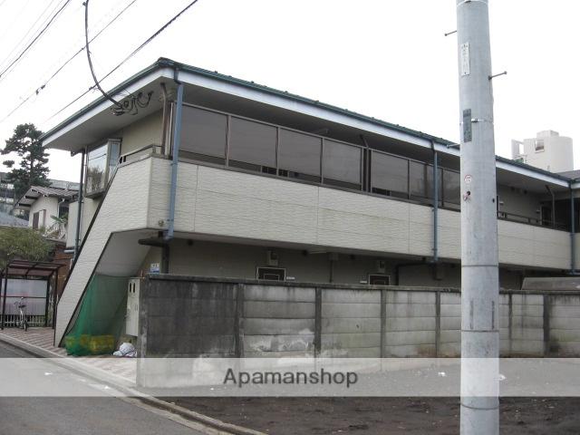 東京都武蔵野市、吉祥寺駅徒歩10分の築17年 2階建の賃貸マンション