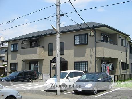 東京都小金井市、武蔵小金井駅徒歩10分の築16年 2階建の賃貸アパート