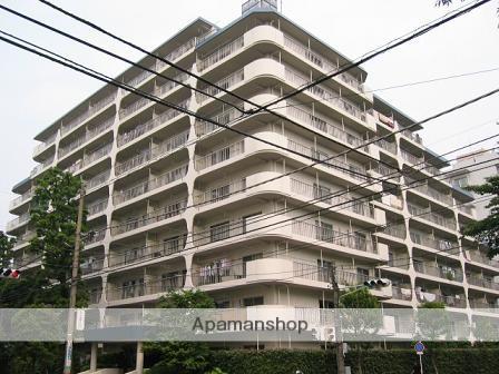 東京都武蔵野市、武蔵境駅徒歩5分の築40年 10階建の賃貸マンション