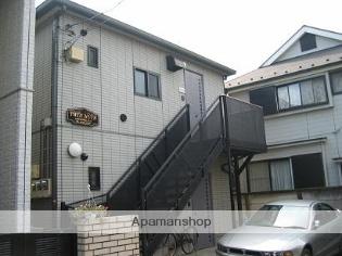 東京都武蔵野市、武蔵境駅徒歩9分の築21年 2階建の賃貸アパート