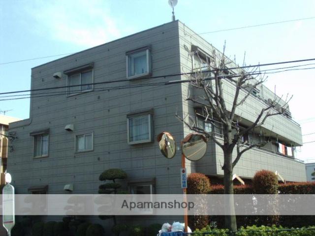 東京都武蔵野市、武蔵境駅徒歩7分の築26年 3階建の賃貸マンション