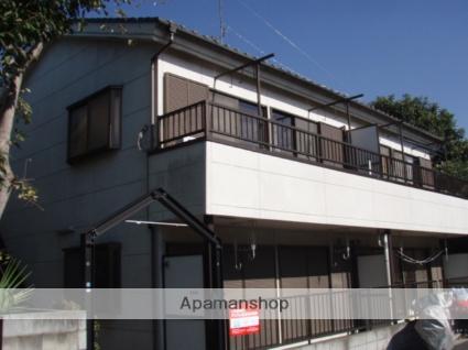 東京都練馬区、吉祥寺駅徒歩20分の築22年 2階建の賃貸アパート