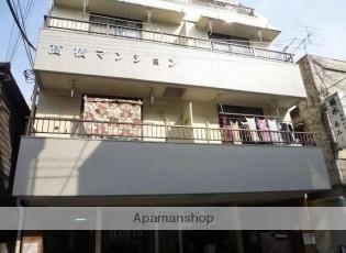 東京都三鷹市、吉祥寺駅徒歩19分の築31年 4階建の賃貸マンション
