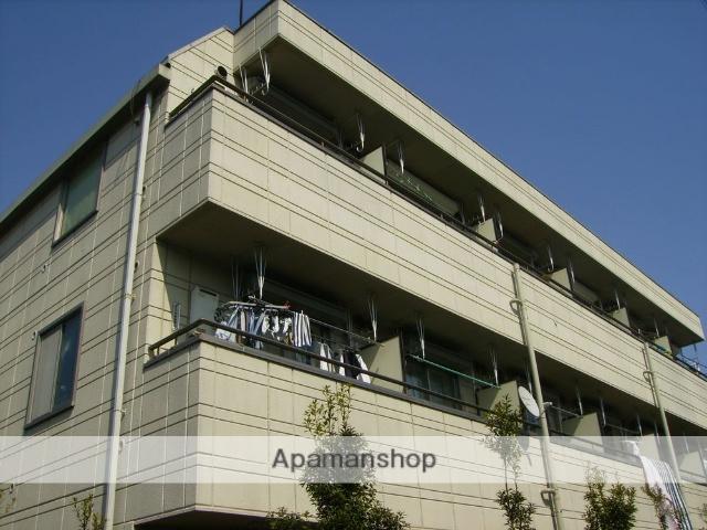 東京都武蔵野市、西荻窪駅徒歩24分の築25年 3階建の賃貸マンション