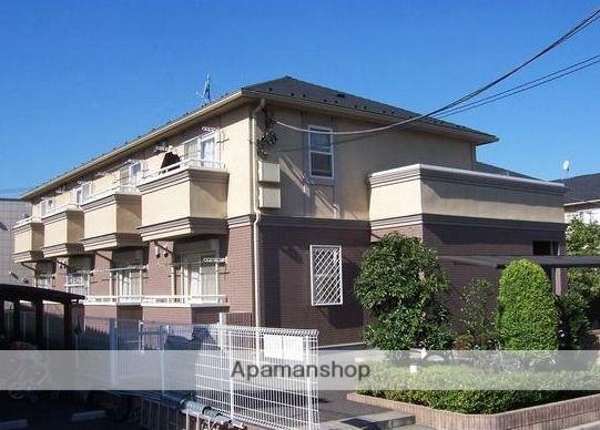 東京都武蔵野市、吉祥寺駅徒歩25分の築15年 2階建の賃貸アパート