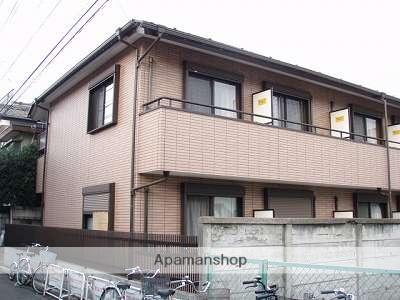 東京都武蔵野市、西荻窪駅徒歩22分の築12年 2階建の賃貸アパート