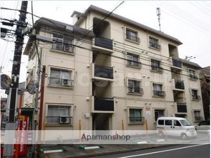 東京都武蔵野市、吉祥寺駅徒歩10分の築38年 4階建の賃貸マンション