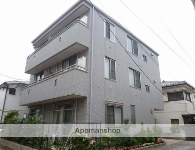 東京都武蔵野市、吉祥寺駅徒歩25分の築9年 3階建の賃貸マンション