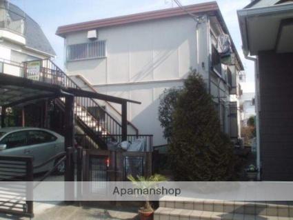 東京都小金井市、東小金井駅徒歩5分の築32年 2階建の賃貸アパート