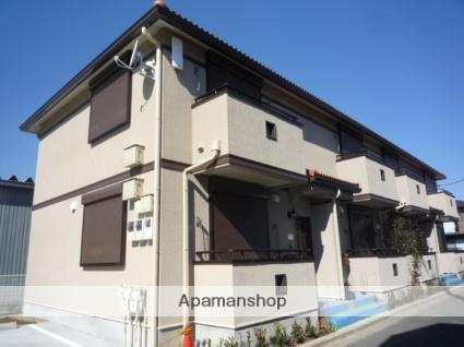 東京都武蔵野市、三鷹駅徒歩25分の築3年 2階建の賃貸テラスハウス
