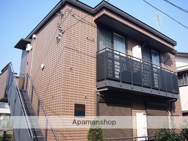 東京都三鷹市、吉祥寺駅徒歩20分の築14年 2階建の賃貸マンション
