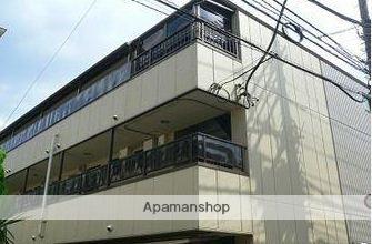 東京都武蔵野市、三鷹駅徒歩22分の築24年 3階建の賃貸マンション