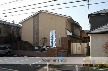 東京都西東京市、吉祥寺駅バス15分東伏見坂上下車後徒歩2分の築6年 2階建の賃貸アパート