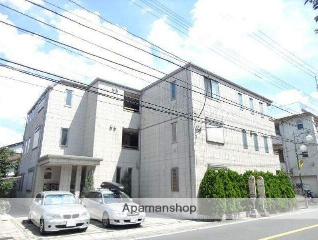 東京都武蔵野市、武蔵境駅徒歩13分の築10年 3階建の賃貸マンション