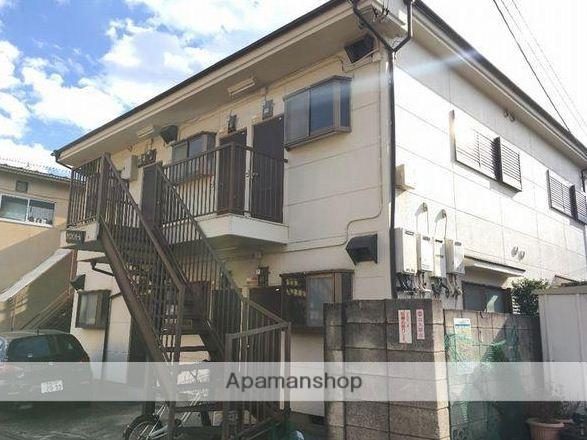 東京都三鷹市、吉祥寺駅バス12分新川宿下車後徒歩3分の築19年 2階建の賃貸アパート