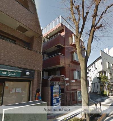東京都武蔵野市、吉祥寺駅徒歩4分の築33年 4階建の賃貸マンション