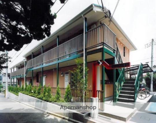東京都三鷹市、久我山駅徒歩9分の築14年 2階建の賃貸アパート