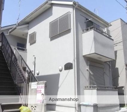 東京都武蔵野市、武蔵境駅徒歩25分の築9年 2階建の賃貸アパート