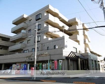東京都武蔵野市、三鷹駅徒歩20分の築28年 5階建の賃貸マンション