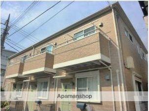 東京都小金井市、東小金井駅徒歩15分の築9年 2階建の賃貸テラスハウス