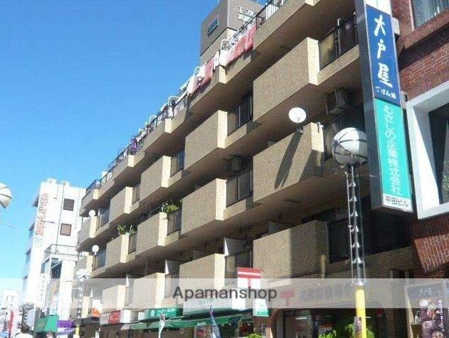 東京都武蔵野市、武蔵境駅徒歩2分の築29年 7階建の賃貸マンション
