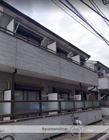 東京都三鷹市、吉祥寺駅徒歩30分の築24年 2階建の賃貸アパート