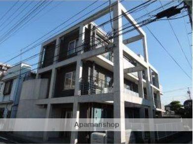 東京都武蔵野市、吉祥寺駅徒歩5分の築21年 3階建の賃貸マンション