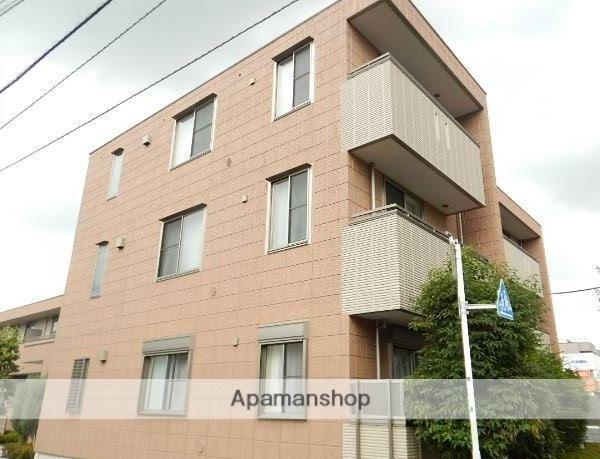 東京都小金井市、東小金井駅徒歩14分の築7年 3階建の賃貸マンション